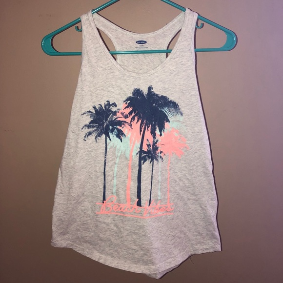 Old Navy Other - Girls Grey tank top